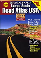 Rand McNally Large Scale Road Atlas 2000 by…