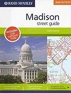Rand McNally Madison, Wisconsin Street Guide…