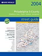 Rand McNally StreetFinder Map: Philadelphia…