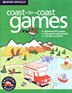 Coast-To-Coast Games (Backseat Books) by…