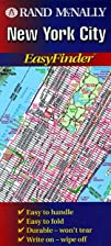 Rand McNally EasyFinder: New York City by…