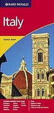 Rand McNally Italy (International Series) by…