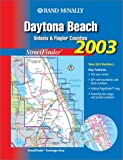 Rand McNally 2003 Daytona Beach, Volusia and Flagler Counties Streetfinder