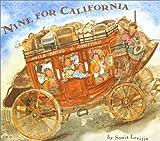 Levitin, Sonia: Nine For California