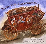 Levitin, Sonia: Nine for California