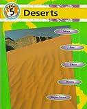 Parker, Steve: Deserts (Take Five Geography)