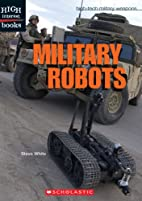 Military Robots (High Interest Books) by…