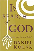 In Search of God: The Language and Logic of…