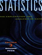 Statistics: The Exploration and Analysis of…
