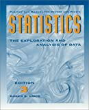 Devore, Jay L.: Statistics: Exploration Analysis (Statistics Ser.))
