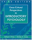 William F. Price: Cross-Cultural Perspectives in Introductory Psychology