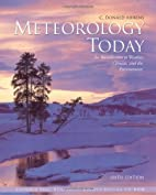 Meteorology Today With Infotrac: An…
