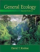 General Ecology by David T. Krohne