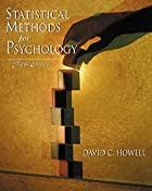 Statistical Methods for Psychology by David…