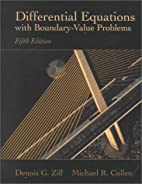 Differential Equations with Boundary-Value…