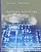 Modern Software Development Using Java: A…