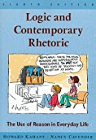 Logic and Contemporary Rhetoric: The Use of…