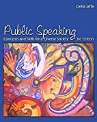 Public Speaking: Concepts and Skills for a…