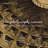 Kolak, Daniel: The Philosophy Source CD-ROM