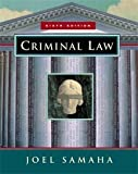 Samaha, Joel: Study Guide for Samaha&#39;s Criminal Law