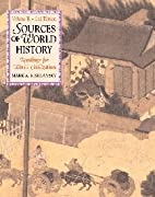 Sources of World History, Volume II (Sources…