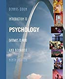 Coon, Dennis: Introduction to Psychology With Infotrac: Gateways to Mind and Behavior