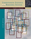 Pagano, Robert R.: Understanding Statistics in the Behavioral Sciences