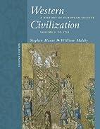 Western Civilization: A History of European…