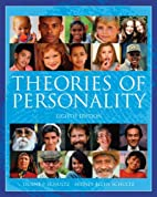 Theories of Personality by Duane P. Schultz