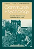 Wandersman, Abraham: Community Psychology: Linking Individuals And Communities