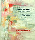 Nicholson, W. Keith: Linear Algebra With Applications