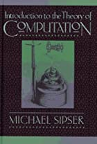 Introduction to the Theory of Computation by…