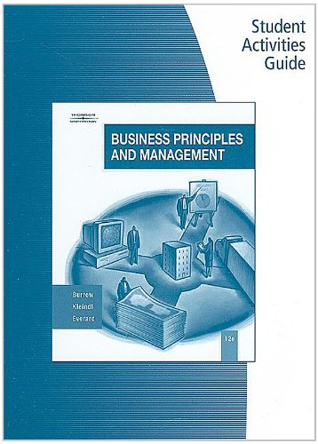 student-activity-guide-for-burrow-kleindls-business-principles-and-management-12th