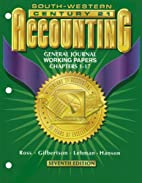 Century 21 Accounting 7E General Journal…