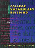 Perry, Devern J.: College Vocabulary Building