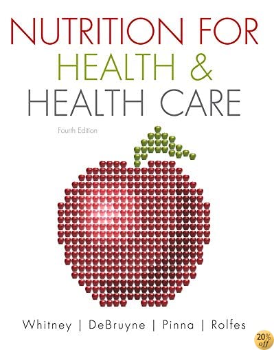 Nutrition for Health and Health Care (Available Titles CourseMate)