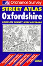 Ordnance Survey Oxfordshire Street Atlas by…