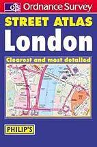 Ordnance Survey London Street Atlas by…