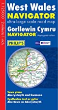 West Wales Navigator Ultra-Large Scale Road…
