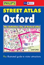 Oxford City Atlas (Philip's City Atlas)