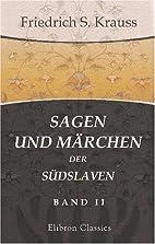 Mrsne priče by Friedrich Krauss
