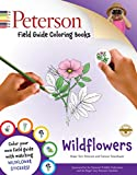 Tenenbaum, Frances: Peterson Field Guide Coloring Books: Wildflowers (Peterson Field Guide Color-In Books)
