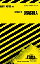 CliffsNotes on Stoker's Dracula (Cliffsnotes…