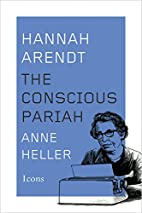 Hannah Arendt: A Life in Dark Times (Icons)…