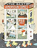 The Best American Comics 2016 by Roz Chast