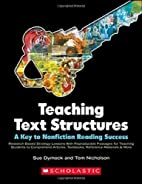 Teaching Text Structures: A Key to…