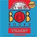 BOB Books Set 1 Bind-up: Books #1-4 CD by…
