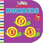 Numbers (Little Scholastic) by Jill Ackerman