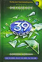 The 39 Clues Book 2: One False Note by…