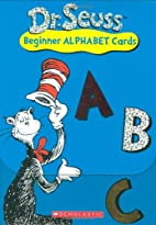 Dr. Seuss Beginner Alphabet Cards by…